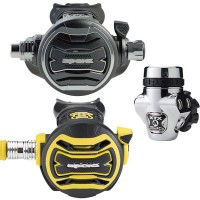 Apeks XTX 200 with XTX 40 Octopus