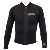 Bare Men's 3mm Front Zip Sport Wetsuit Jacket