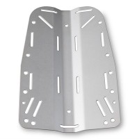 DIR Zone Backplate Aluminum 3 mm