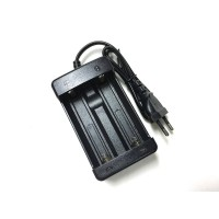 Dive Box 26650/32650 Twin Bay Charger