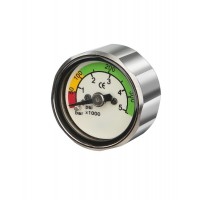 Dive Box Mini Pressure Gauge