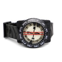 Dive Box Compass REC 25° Strap Mount