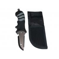 Dive Box Titanium Knife with Sheath
