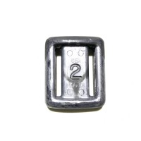 Dive Box Uncoated Diving Weight