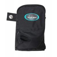 Dive Box Zippered Accessory Pocket