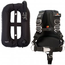 Dive Rite Transpac XT / Travel XT Package