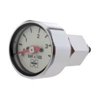 Highland Mini Tech Diving Pressure Gauge