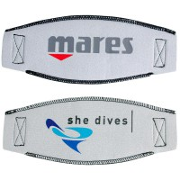 Mares She Dives Strap Cover