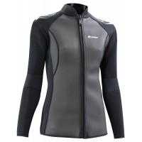 Problue Women's 3mm Front Zip Wetsuit Jacket