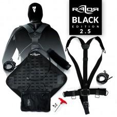 Razor Side Mount System 2.5 Complete - Black Edition