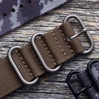 Suunto 24mm Dive 2 Textile Zulu Strap