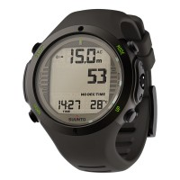 Suunto D6i Novo Stealth with USB
